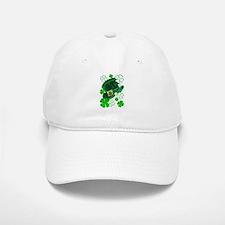 Green N Gold Shamrock Baseball Baseball Cap