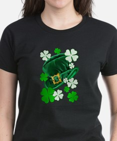 Green N Gold Shamrock Tee
