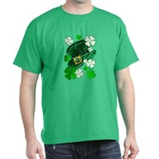Green N Gold Shamrock T-Shirt