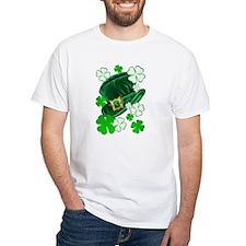 Green N Gold Shamrock Shirt