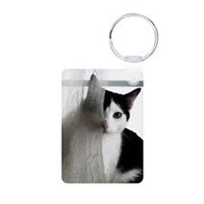 Clifford Aluminum Photo Keychain
