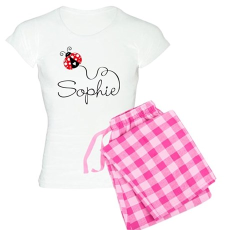 Ladybug Sophie Women's Light Pajamas