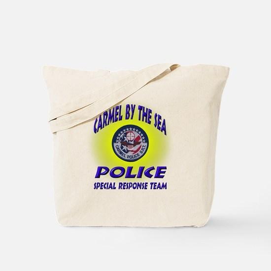 Carmel Police SRT Tote Bag