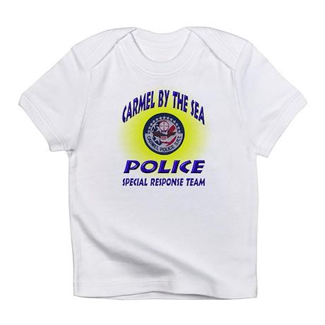 Carmel Police SRT Infant T-Shirt