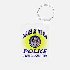 Carmel Police SRT Keychains