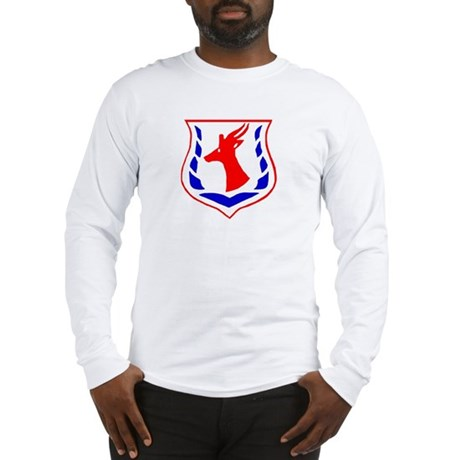 Long Sleeve T-Shirt with Kagnew logo