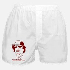Moammar Gadhafi Boxer Shorts