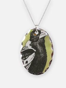 Australian Magpie Necklace