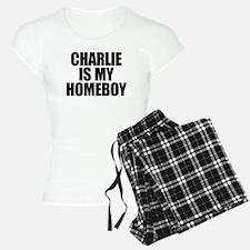 Charlie Is My Homeboy Pajamas