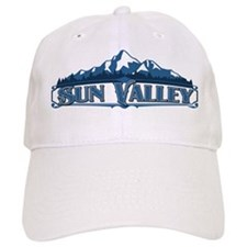Sun Valley Blue Mountain Baseball Cap