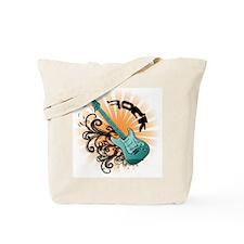Rock It - Sunburst Tote Bag