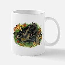 Puppy Garden Mug