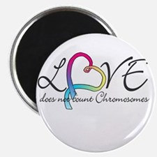 Love doesn't count Chromosome Magnet