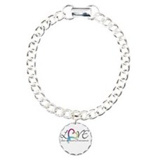 Love doesn't count Chromosome Bracelet