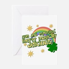 """They're Magically Delicious! Greeting Card"