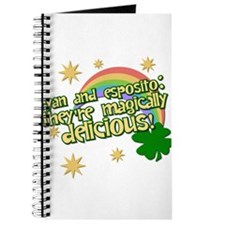"""They're Magically Delicious! Journal"