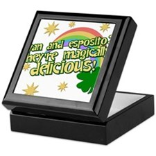 """""""They're Magically Delicious! Keepsake Box"""