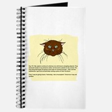 The Cat's Diary Journal