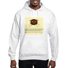 The Cat's Diary Hooded Sweatshirt