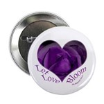 Jenny's Purple Roses, Let Love Bloom Button