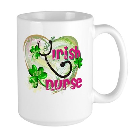 St. Patrick's Day Large Mug