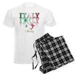 Italian pride Men's Light Pajamas