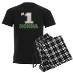 Nonna Men's Dark Pajamas