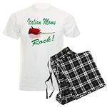 Italian moms Rock Men's Light Pajamas