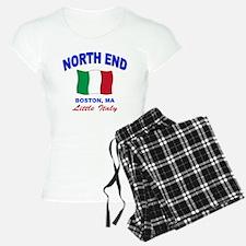 North End Boston,MA Pajamas
