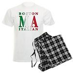 Boston Italian Men's Light Pajamas