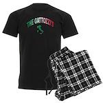 The Gattozzi Men's Dark Pajamas