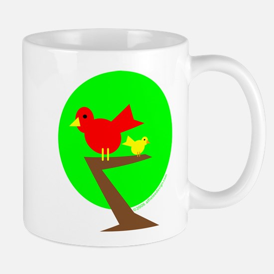 Two in a Bush! Mug