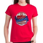 Polish American Women's Dark T-Shirt