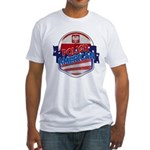 Polish American Fitted T-Shirt