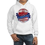 Polish American Hooded Sweatshirt