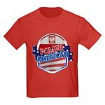 Polish American Kids Dark T-Shirt