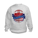 Polish American Kids Sweatshirt