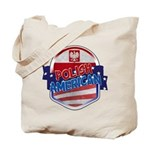 Polish American Tote Bag
