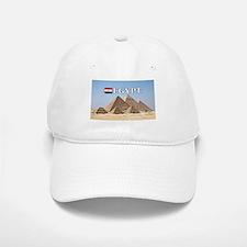 Giza Pyramids in Egypt Baseball Baseball Cap