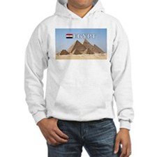 Giza Pyramids in Egypt Hoodie