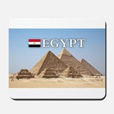 Giza Pyramids in Egypt Mousepad