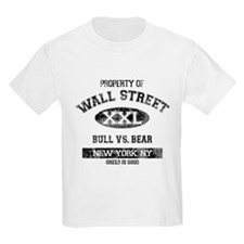 Property of Wall Street T-Shirt