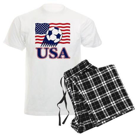 USA Soccer Men's Light Pajamas