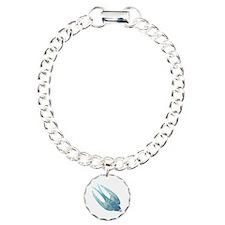 Blue Swallow Bracelet
