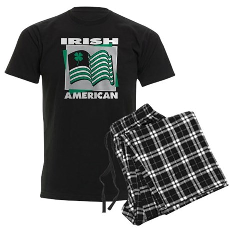 Irish American Men's Dark Pajamas
