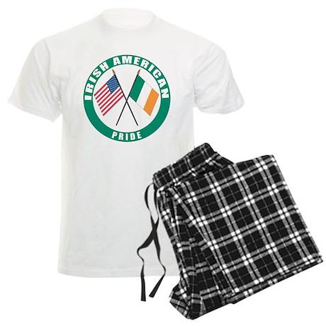 Irish American pride Men's Light Pajamas