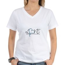 Love doesn't count chromosome Shirt