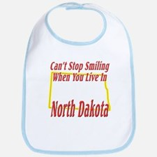 Can't Stop Smiling in ND Bib