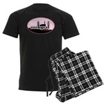rockgrrl Men's Dark Pajamas