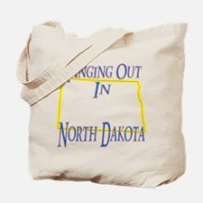 Hanging Out in ND Tote Bag